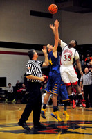 MHS vs Coughlin ~ Holiday Tournament (Boys)